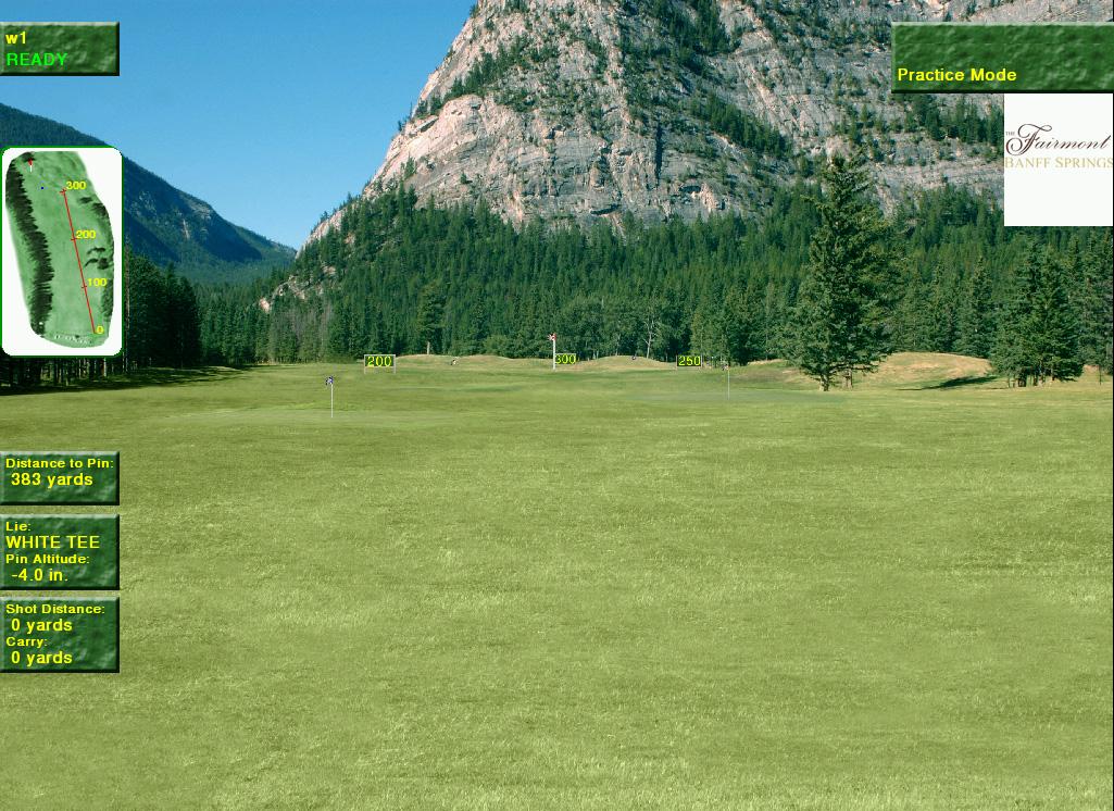 High Definition Golf Simulators� - GASP SYSTEMS - Virtual Golf and ...